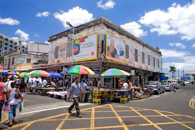 Mauritius, Straßenszene in Port Louis  © MTPA Bamba