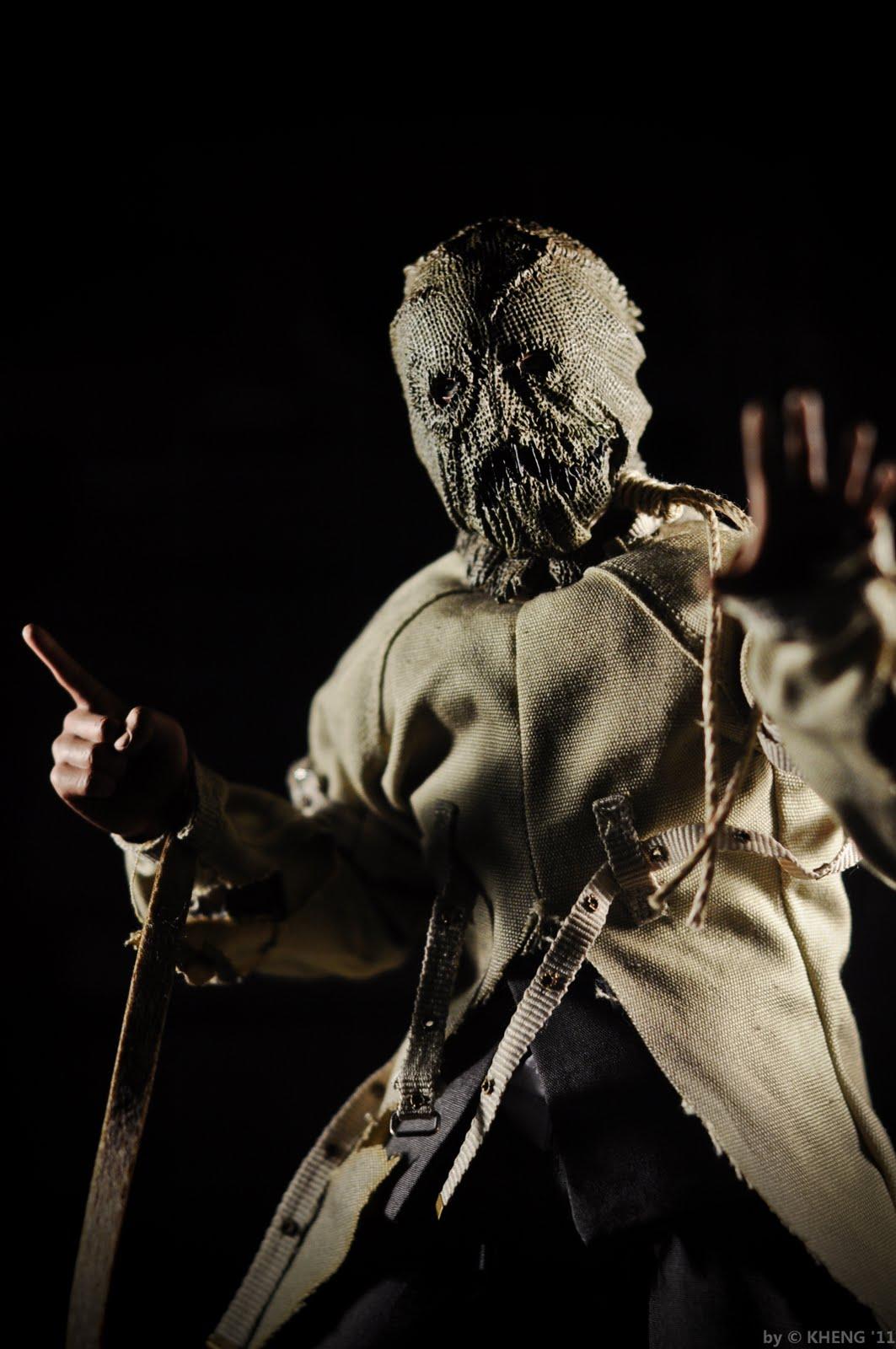 More Than Heroes: Top 10 Batman Villains |Scarecrow Villain