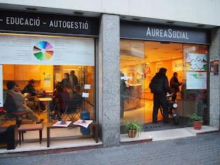 The AureaSocial building