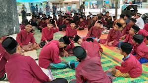 Warga Desa Tajong Ara Laksanakan Kenduri Maulid di Menasah