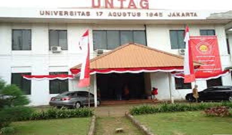 PENERIMAAN CALON MAHASISWA BARU (UNTAG)  UNIVERSITAS 17 AGUSTUS 1945 JAKARTA