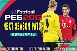 Next Season Patch + Update January 2021 - PES 2013