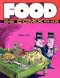 Read Food Comix comic online