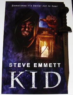 Portada del libro Kid, de Steve Emmett
