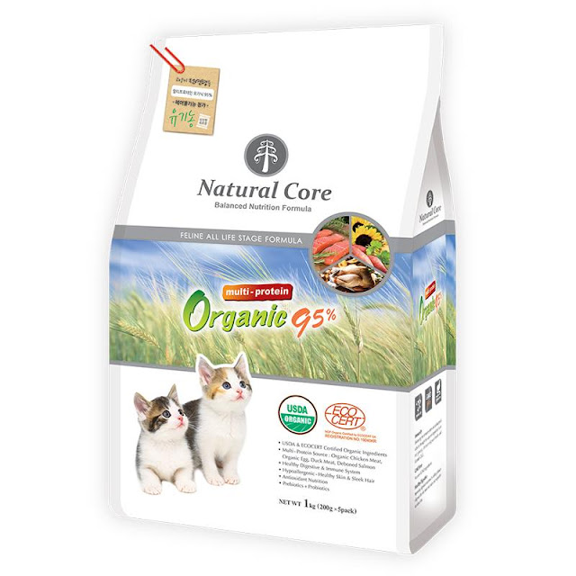 Natural Core Organic 95%