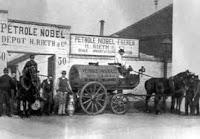 История добычи нефти
