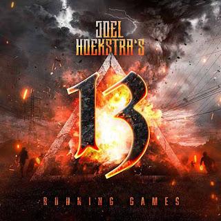 """Ο δίσκος των Joel Hoekstra's 13 """"Running Games"""""""