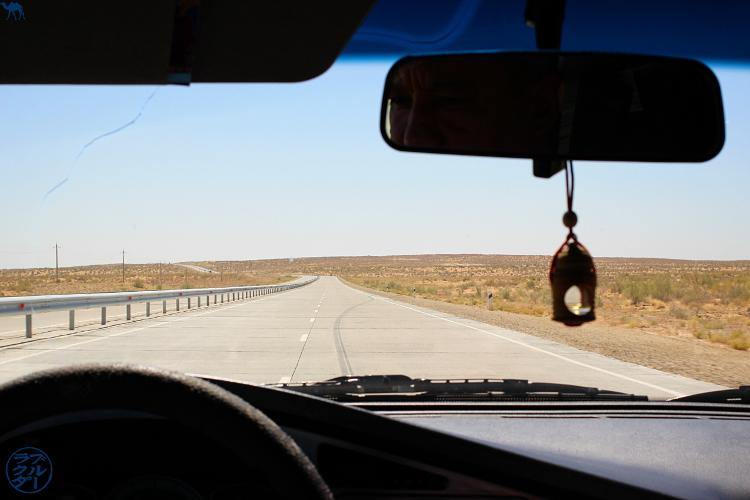 Le Chameau Bleu - Blog Voyage Ouzbékistan - Traversée du désert en Ouzbékistan de Khiva à Boukhara - Voyage en Asie Centrale