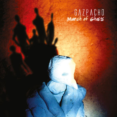 The Best Album Artwork of 2012 - 14. Gazpacho - March of Ghosts