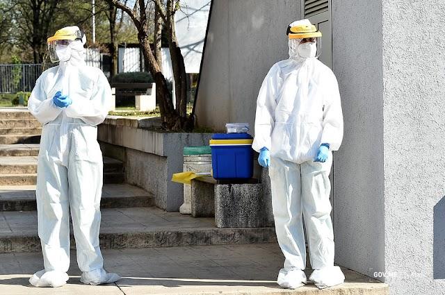 U Plavu 10 aktivnih slučajeva koronavirusa, u Gusinju tri