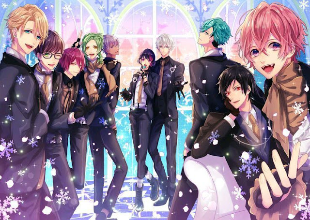 Estreno anime 2019 segunda temporada B-Project Zecchou Emotion