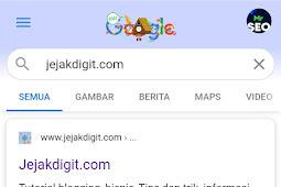 Cara cepat artikel terindex google search engine dengan mudah