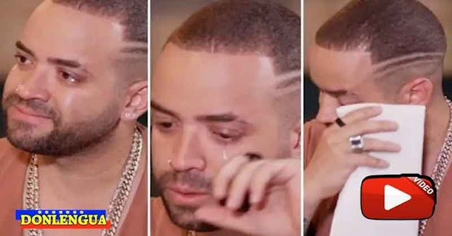 Nacho lloró como magdalena tras confesar que odiaba a Chyno