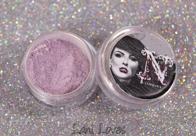 Notoriously Morbid Eyeshadow - Sister Solstice Swatches & Review