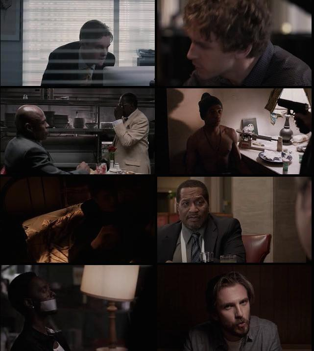 Criminal Activities 2015 English HDRip XViD 700mb