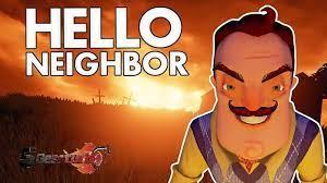تحميل لعبة الجار العصبي Hello Neighbor كاملة مجانا - ماندو ويب 2021