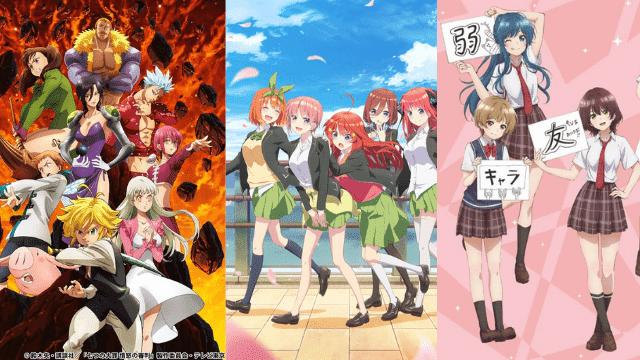 Anime releases: winter season 2021
