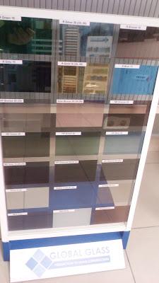 На изображении тонирование стекол на окно Стеко