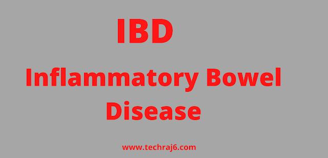 IBD full form, What is the full form of IBD