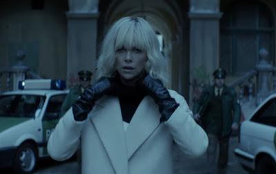 Charlize Theron en 'Atomic Blonde'