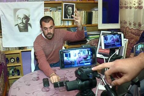 """الحسيمة """"تتزين"""" في ذكرى فكري .. والزفزافي ينشد حرية المعتقلين"""
