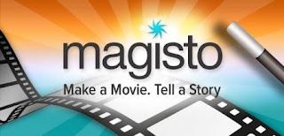 magisto video editing di android