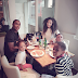 Beautiful photo of footballer, Jude Ighalo and his family