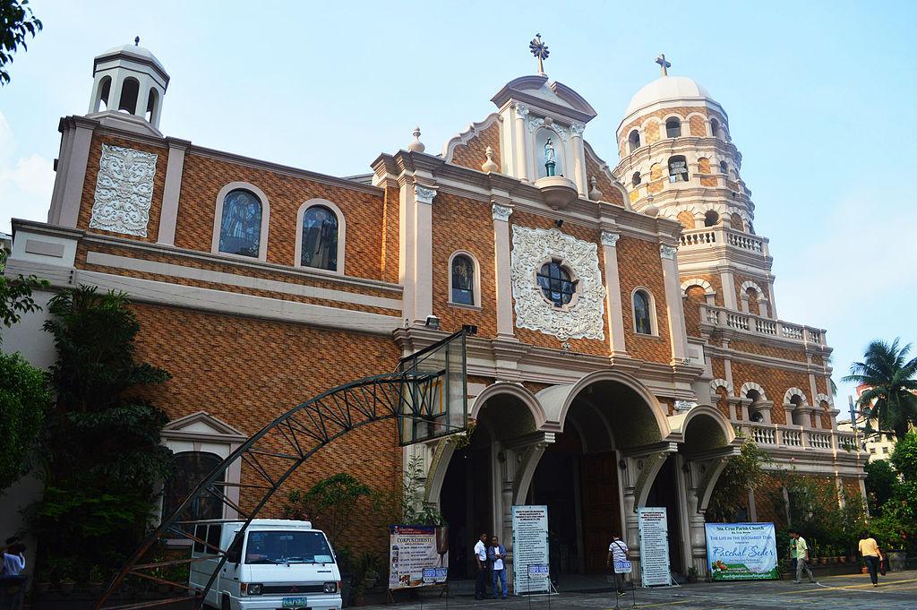 Santa Cruz church Manila