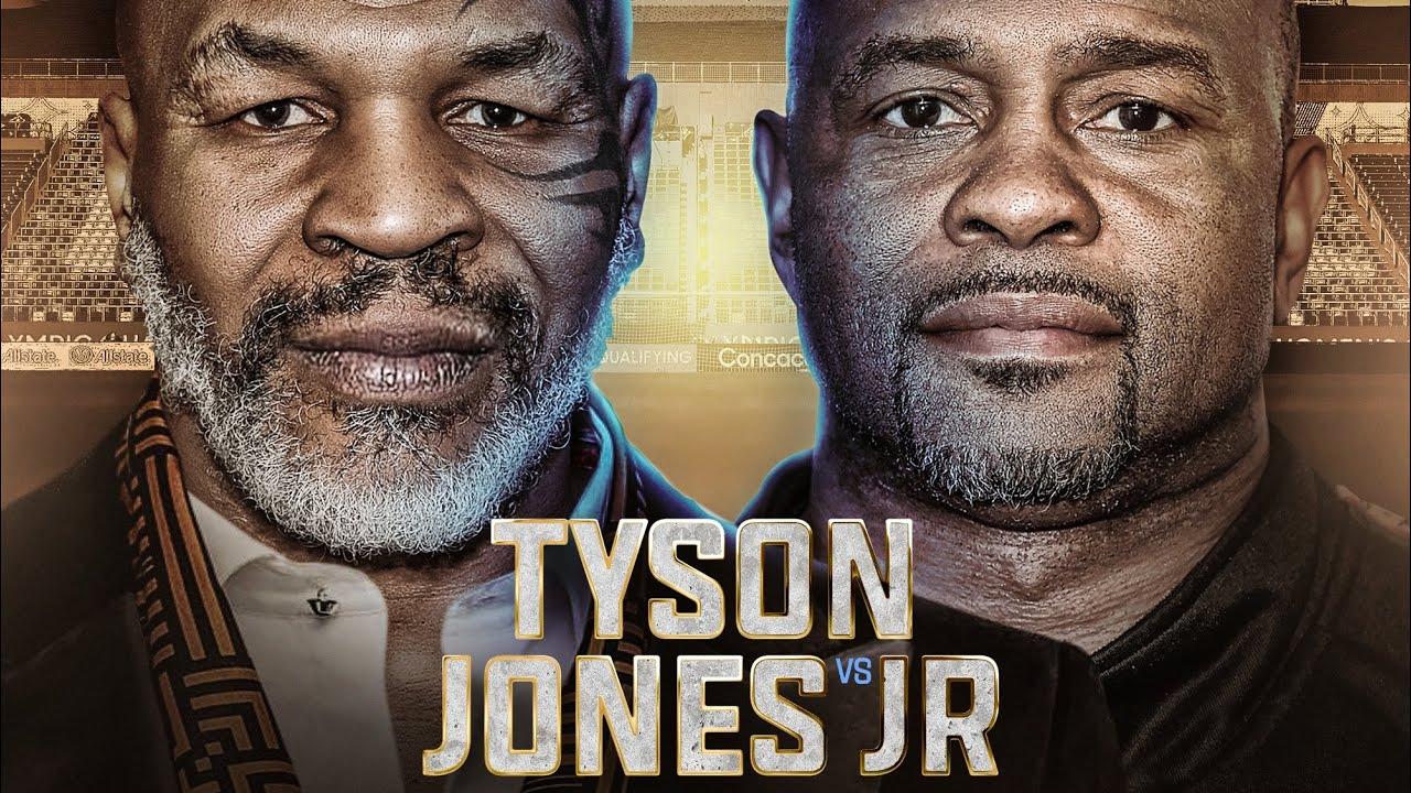 Mike Tyson Vs Roy Jones Jr Live Stream Free Where To Watch Full Fight Online Bellevue Reporter