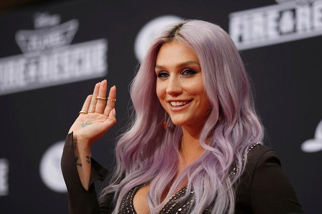 """Kesha tendrá una """"mini-residencia"""" en Las Vegas."""