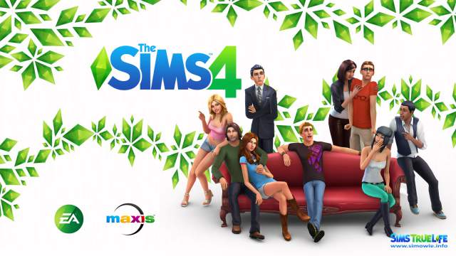 The Sims 4 Deluxe Edition [v1.31.37.1020 +DLCs] Free Download