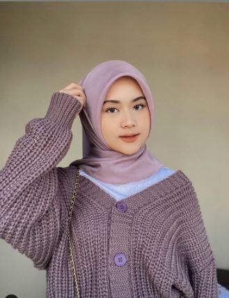 Foto Profil Biodata Alifhia Fitri Artis TikTok Jadi  Bridesmide Ria Ricis Lengkap IG Instagram, Umur, Kuliah, Nama Pacar Ajil Ditto