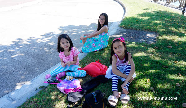 family travel, travel, traveling with children, traveling with young children, tips for traveling with young children, tips for traveling with children, ballet dad, packing, daughters, supplements, health, first aid kit, luggage, knapsack, mom and dad, food, snacks for kids, hangry, flight, long haul flights, Cebu Pacific, Philippine Airlines, FastCat, gadgets for kids, gadgets, tripod, photo shoot, family portrait, Bacolod blogger, Bacolod mommy blogger