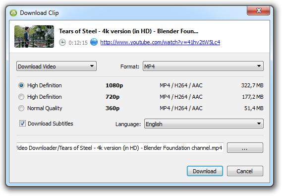 Download 4K Video Downloader