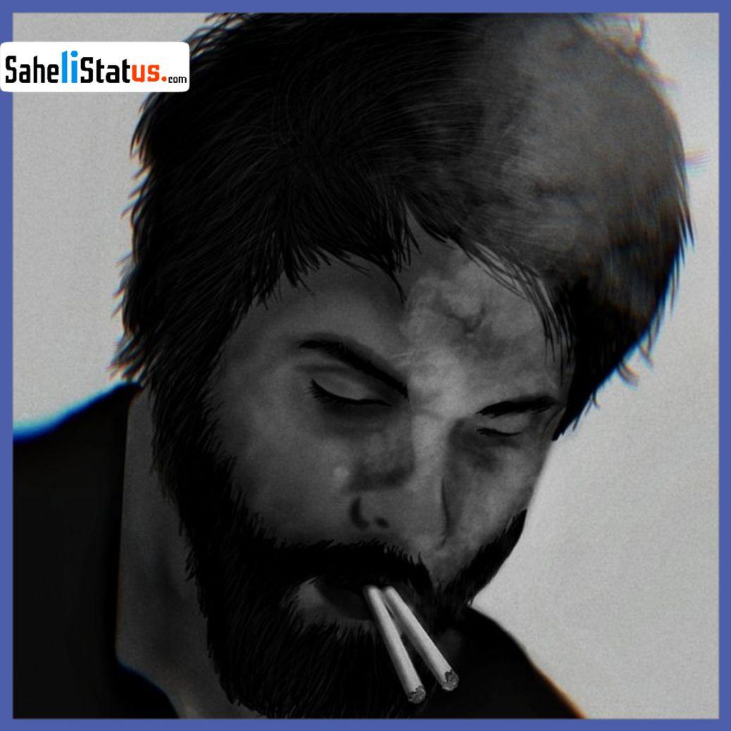 Badmashi DP: You Set This Badmashi DP(Kabir Singh DP) as Your WhatsApp DP