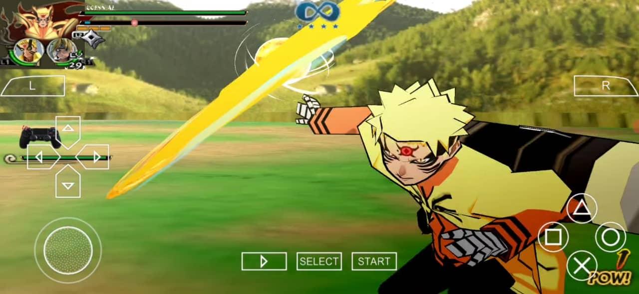 Boruto Naruto Next Generation Naruto six Path