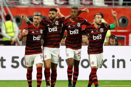 FUTEBOL: Flamengo está na final do Mundial de Clubes