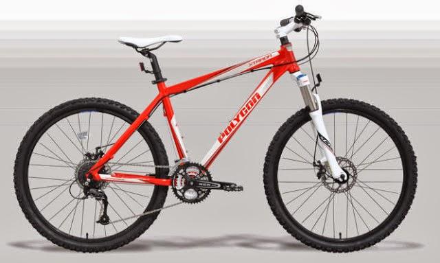 Sepeda Polygon Termurah Jenis Sepeda Gunung