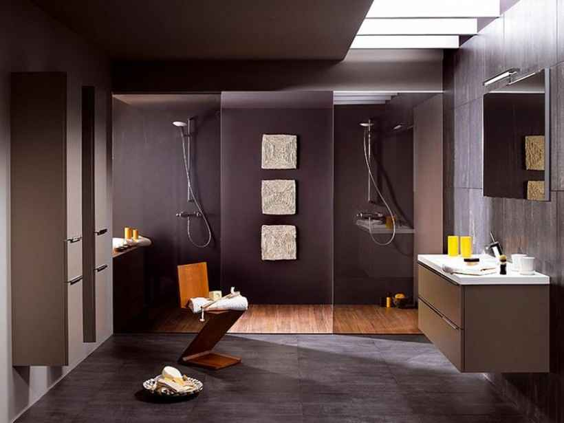 New Trends in Bathroom Design 2015 - Home and Garden Ideas