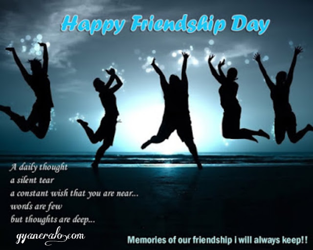 Advance Happy Friendship day images  with wishes and quotes