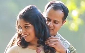 Shobita & Deepak Engagement Highlights