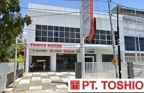Lowongan Kerja Padang PT Toshio Tahun 2020