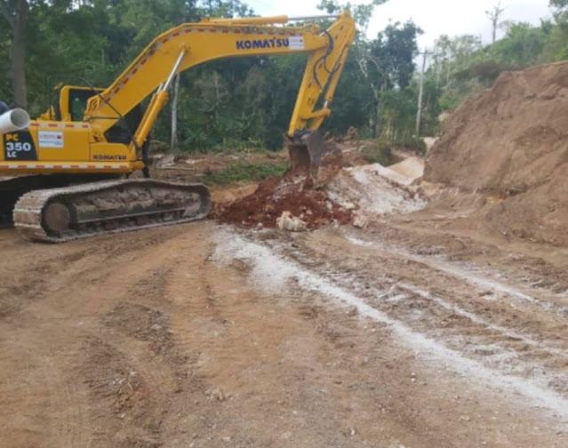 Minera Belfond destruye recursos naturales en Barahona, desapareciendo decenas de ríos.
