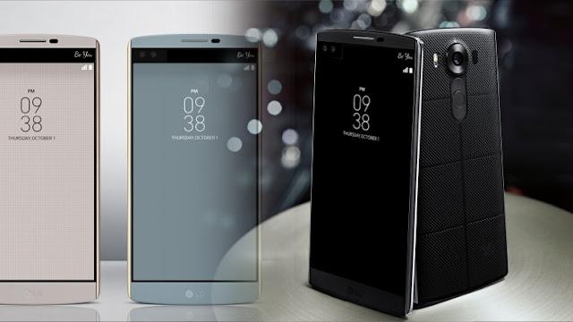 LG Smartphone Premium