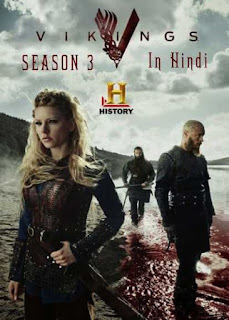 Vikings S03 In Hindi Dual Audio 720p Bluray