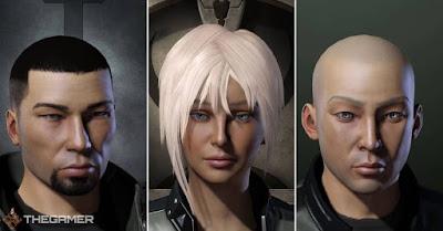 Eve Online Races