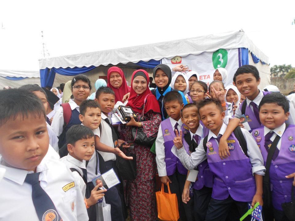 Sekolah Kebangsaan Taman Sri Andalas Kronis F