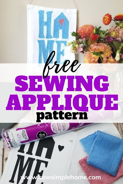 Learn how to applique fabric projects to make custom designs from your sewing patterns.