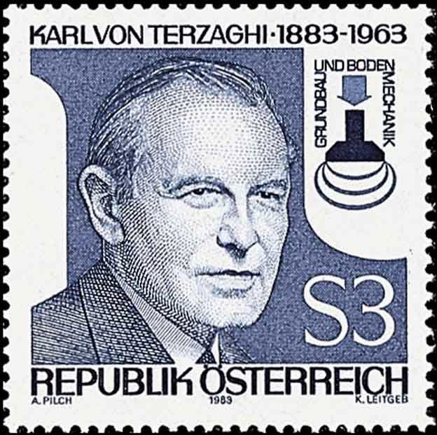Karl Terzaghi : Father of Soil Mechanics