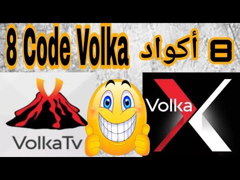 اكواد تفعيل تطبيق فولكا Volka X لمدة طويلة 2020